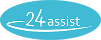 24 assist Logo
